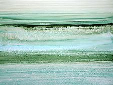 Secret Beach by Maureen Kerstein (Pigment Print)