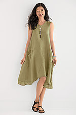 Faye Dress by Cynthia Ashby  (Linen Dress)