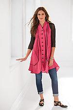 Spring Vest by Cynthia Ashby (Linen Vest)