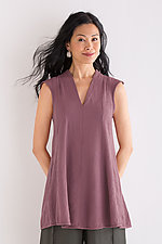 Laurel Tunic by Cynthia Ashby  (Cotton Blend Top)