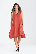Tidal Dress by Cynthia Ashby  (Linen Dress)