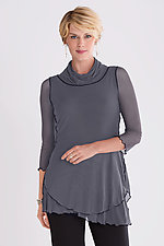 Delaney Tunic by Cynthia Ashby  (Mesh Tunic)
