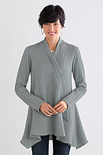Rebecca Tunic by Cynthia Ashby  (Woven Tunic)