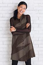Calder Vest by Cynthia Ashby  (Linen Vest)