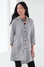 Astor Shirt by Cynthia Ashby  (Linen Shirt)