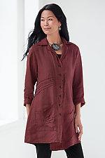 Astor Shirt by Cynthia Ashby  (Linen Shirt)