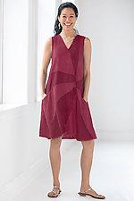 Pinwheel Dress by Cynthia Ashby  (Linen Dress)