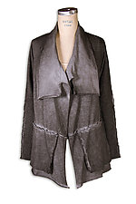 Transit Jacket by Cynthia Ashby  (Knit Jacket)