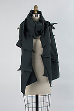 Tempest Scarf by Cynthia Ashby  (Cotton Scarf)