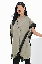 Stowe Vest by Cynthia Ashby  (Woven Vest)