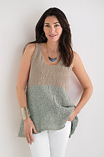 Abstract Tank by Amy Brill Sweaters (Knit Tank)