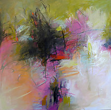 Cadence by Debora  Stewart (Oil Painting)