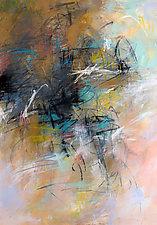 Serendipity by Debora  Stewart (Acrylic Painting)