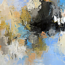 Passages 1 by Debora  Stewart (Acrylic Painting)
