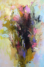 Bouquet by Debora  Stewart (Acrylic Painting)