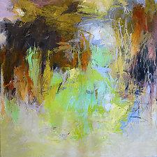 Meandering by Debora  Stewart (Acrylic Painting)