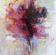 Violette by Debora  Stewart (Acrylic Painting)
