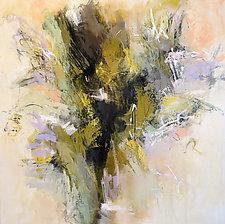 Resplendent by Debora  Stewart (Acrylic Painting)