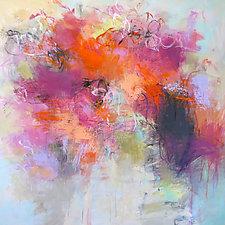 Flourish by Debora  Stewart (Acrylic Painting)