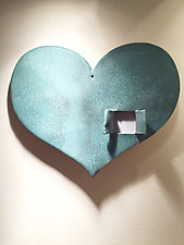 How Big is Your Love by Nathalie Guez (Ceramic Picture Frame)