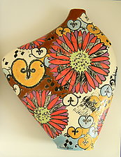 Sweet Eve Orla Vessel by Regina Farrell (Ceramic Vessel)