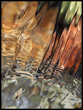 Unfiltered 032 by Jeff Grandy (Color Photograph on Aluminum)