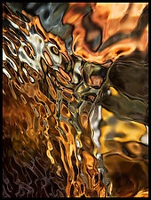 Unfiltered #114 by Jeff Grandy (Color Photograph on Aluminum)