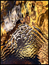 Unfiltered #141 by Jeff Grandy (Color Photograph on Aluminum)