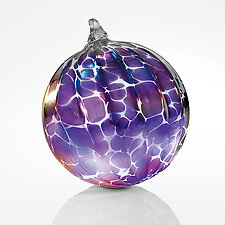 Excelsior by Brian Lockwood (Art Glass Ornament)