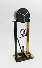Two For All Time by Mary Ann Owen and Malcolm  Owen (Metal Clock)