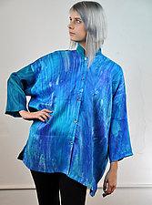 Big Shirt by Michael Kane  (Silk Shirt)