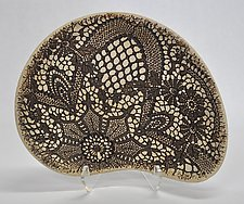 Mosaic Bowl by Kelly Jean Ohl (Ceramic Bowl)