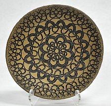 Ceramic Bowl by Kelly Jean Ohl (Ceramic Bowl)