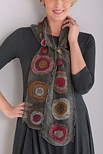 Full Moon Scarf by Deborah Murphy (Silk Scarf)