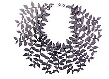 Daphne Necklace by Kathleen Nowak Tucci (Rubber Necklace)