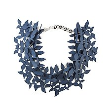 Nia Necklace by Kathleen Nowak Tucci (Rubber Necklace)