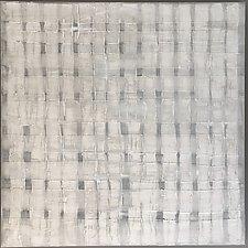 Study in White #71 by Loren Yagoda (Acrylic Painting)