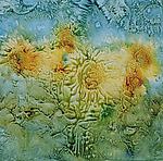 Essence of Sunflowers by Maureen Kerstein (Giclee Print)
