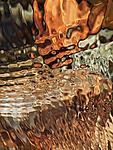Unfiltered 072 by Jeff Grandy (Color Photograph on Aluminum)