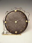 The Great Wall Clock by Mary Ann Owen and Malcolm  Owen (Metal Clock)