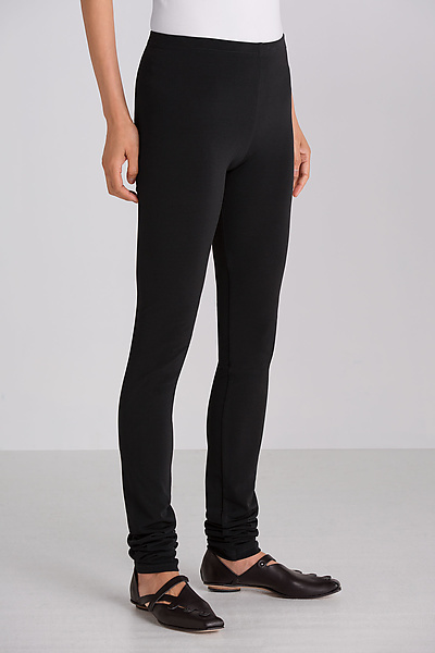 Matte Jersey Pooled Leggings