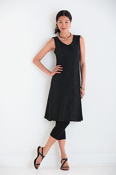 Fiore Flared Tank Dress