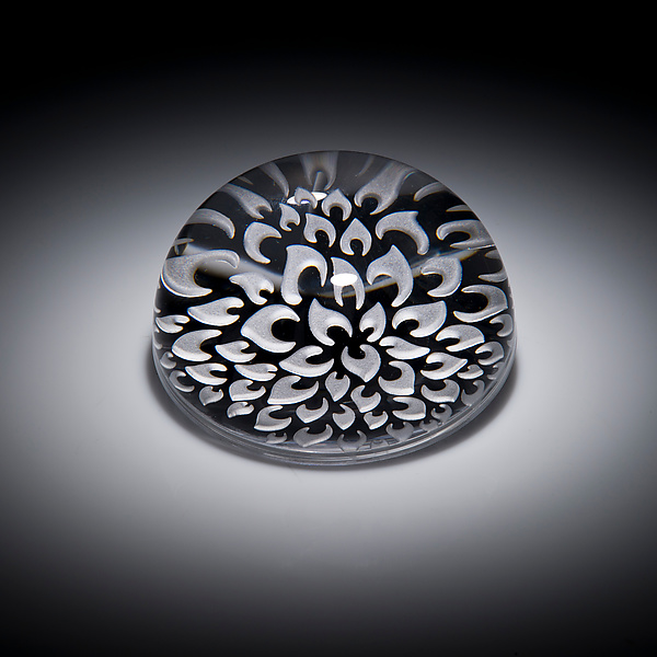 Dahlia Paperweight