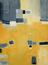 Uptown II by Lela Kay (Oil Painting)