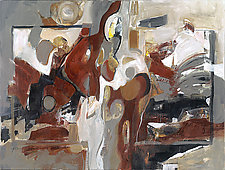 White Rhythms by Carole Guthrie (Giclee Print)