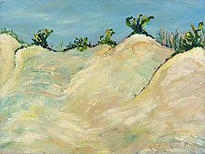 Plum Beach by Jonathan Herbert (Giclee Print)