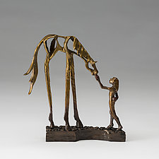 Nourish by Sandy Graves (Bronze Sculpture)