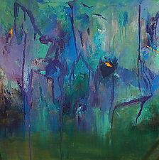 Meditation by Jerry Hardesty (Oil Painting)
