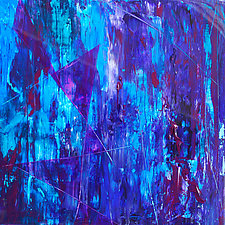 Infisso by Jerry Hardesty (Acrylic Painting)