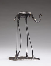 Nat by Sandy Graves (Bronze Sculpture)